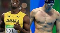 Usain Bolt và Michael Phelps: Ai vĩ đại hơn ai?