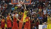 Saigon Heat lần thứ ba 'vấp ngã' tại giải bóng rổ chuyên nghiệp Việt Nam VBA 2016