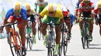 Giải đua xe đạp Đồng bằng sông Cửu Long 2016: Nguyễn Thành Tâm giành Áo vàng