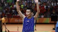 Thua Chen Long, Lee Chong Wei lần thứ ba liên tiếp giành HCB Olympic