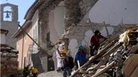 CHÙM ẢNH: Thảm họa động đất Italy, 600 người thương vong