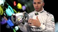 Giải mã bí ẩn trên vô lăng của chiếc xe F1