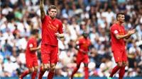 Tottenham 1-1 Liverpool: Bất phân thắng bại ở White Hart Lane