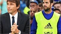 Fabregas nói gì về tin đồn rời Chelsea?