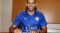 Islam Slimani: 'Dũng sĩ diệt rồng' khiến Leicester phá sâu kỷ lục chuyển nhượng