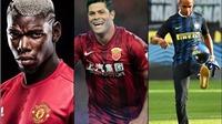 10 bản hợp đồng đắt giá nhất mùa Hè: Từ Pogba, Higuain tới... Stones