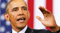 Tổng thống Mỹ yêu cầu Trung Quốc kiềm chế trên Biển Đông