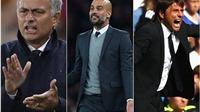 Mourinho, Conte, Guardiola và sự tàn nhẫn cần thiết