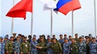 Sự thật việc Nga tập trận với Trung Quốc ở Biển Đông