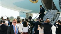 Quan chức và an ninh Trung Quốc suýt 'tẩn' nhân viên an ninh Nhà Trắng