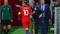 Tuyển Anh: Rooney đang 'giết chết' Harry Kane