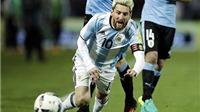 CẬP NHẬT tin tối 5/9: Messi có thể vắng mặt vào cuối tuần này. Martial: 'EURO 2016 là thảm họa với tôi'