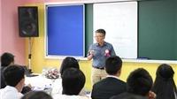 GS Ngô Bảo Châu & vẻ đẹp tri thức ngày khai giảng
