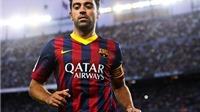 Xavi một lần nữa khẳng định Messi trên tài Ronaldo