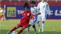 'Đại chiến' vào TOP 4 giải bóng đá nữ VĐQG 2016