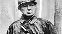 Bí mật cuộc sống trên tiền tuyến của Winston Churchill