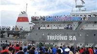 Hơn 40 tỷ đồng ủng hộ Quỹ 'Vì Biển đảo quê hương'