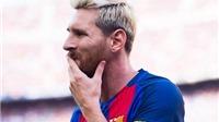 Luis Enrique không muốn mạo hiểm dùng Messi ở trận gặp Celtic
