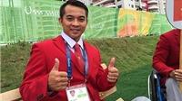 Cao Ngọc Hùng giành huy chương điền kinh đầu tiên cho Việt Nam ở Paralympic