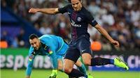 Những pha bỏ lỡ không tưởng của Cavani trước Arsenal