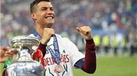 Ở tuổi 31, Ronaldo không cần phải chứng tỏ mình giỏi hơn Messi