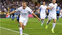 Club Brugge 0-3 Leicester: Mahrez đá phạt tuyệt đẹp, Leicester thắng trận lịch sử