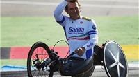 Cựu tay đua F1 cụt 2 chân giành HCV Paralympic