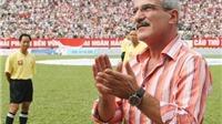 Long An mời HLV Calisto, thưởng 1 tỷ cho trận play-off