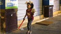 Nhói lòng hình ảnh những đứa trẻ 'vô gia cư' đêm Trung thu