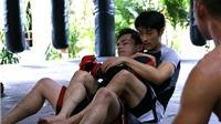 Johnny Trí Nguyễn với ngày hội võ sĩ Việt Nam