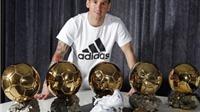 Sang năm, danh hiệu 'Quả bóng vàng FIFA' bị khai tử