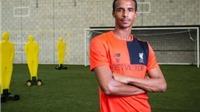 Hậu vệ tân binh Liverpool gửi lời thách thức tới Diego Costa