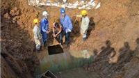 TIN ĐỒ HỌA: Toàn cảnh sự cố đường ống dẫn nước sạch sông Đà