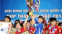 Hạ Hà Nội 1, TP.HCM 1 bảo vệ thành công chức vô địch