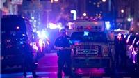 Vụ nổ tại New York: Phát hiện nồi áp xuất kết nối điện thoại di động gần hiện trường