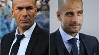 HLV Zidane nói gì khi Real cân bằng kỉ lục của Guardiola?