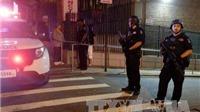 Mỹ bắt 5 đối tượng liên quan tới vụ nổ bom ở New York