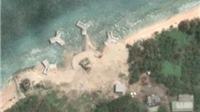 Hình ảnh: Xuất hiện 4 kết cấu bí mật, kỳ lạ trên đảo Ba Bình, biển Đông