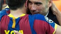 Xavi: 'Pep có thể ăn ba, ăn bốn cùng Man City ngay trong năm đầu'