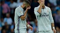 Real Madrid 1-1 Villarreal: Ramos vừa phá vừa xây, Real dứt mạch toàn thắng