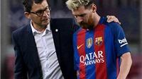 Zidane: 'Barcelona sẽ tệ hơn nhiều khi vắng Messi'