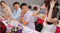 Phạm Hương chọn quốc phục cho người đẹp thi Hoa hậu Hoàn vũ