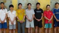 Khởi tố vụ án, bắt tạm giam 3 đối tượng hành hung công an ở Bình Phước