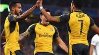 ĐIỂM NHẤN Arsenal 2-0 Basel: Walcott hồi sinh mạnh mẽ. Arsenal đang chơi cực nhuyễn