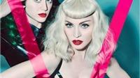 Học Katy Perry, Madonna tung ảnh khỏa thân để kêu gọi bỏ phiếu
