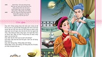 NGHỀ CHƠI CŨNG LẮM CÔNG PHU: Lần đầu tiên có bộ lịch truyện Kiều kèm 365 tranh minh họa