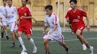 Khởi tranh giải bóng đá học sinh THPT Hà Nội Báo An ninh Thủ đô lần thứ 16