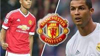 Marcus Rashford: Cristiano Ronaldo mới, chứ không phải Rooney mới?