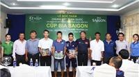 24 đội bóng tham dự vòng chung kết Cúp bia SaiGon 2016