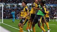 Burnley 0-1 Arsenal: Koscielny ghi bàn bằng tay giúp 'Pháo thủ' giành chiến thắng
